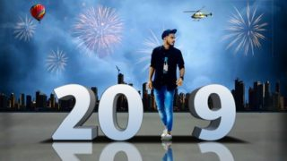 New Year 2019 Stock Image Download