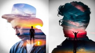 Double Exposure Images Download: