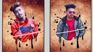 PicsArt Melting Effect | PicsArt Background Download