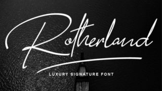Rotherland Font Download