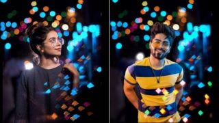 Amazing Bokeh Effect Background & Png Download