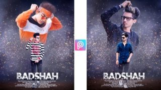 Badshah Photo Editing | Background & Png Download