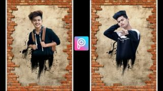 Wall Portrait Manipulation Background & Png Download
