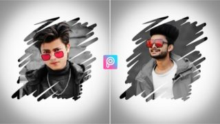 Amazing Portrait Effect | PicsArt Editing Tutorial