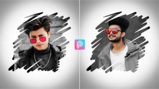 Amazing Portrait Effect | PicsArt Editing Tutorial