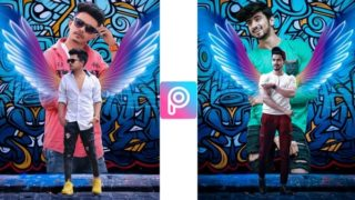 Classic Own Wall Photo Editing | Png & Background Download