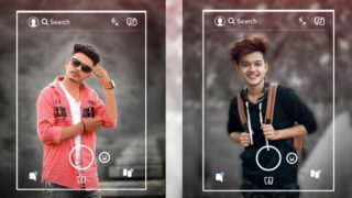 Instagram profile photo editing tutorial | Png and Background Download