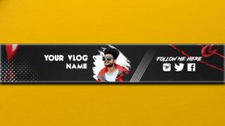 YouTube Channel Art | Png and background download