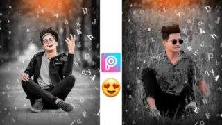 Creative Photo Editing Tutorial | Png & Background Download