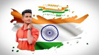 Republic Day Photo Editing Background Png Download